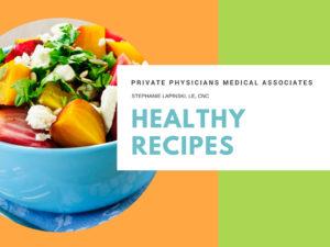 PPMA ebook weight loss recipes